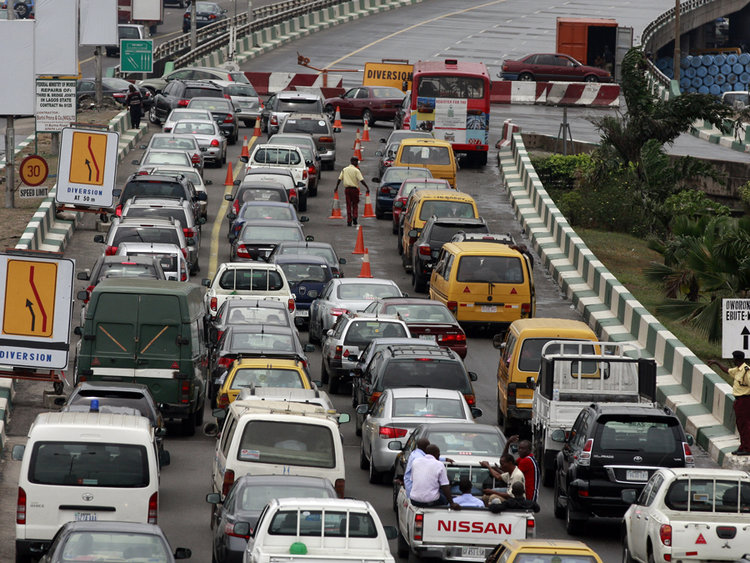 The effects of Lagos traffic congestion to businesses